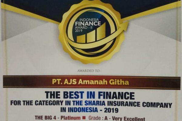 The Best In Finance 2019