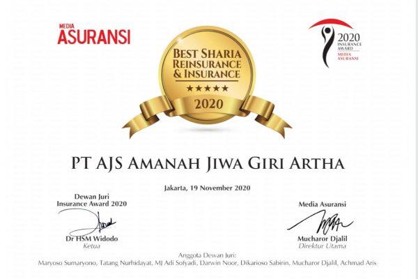 Best Sharia Insurance 2020
